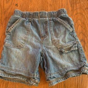 Wonder if Denim - 4T denim shorts